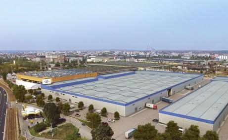 Southern Industrial Park inchirieri spatii de depozitare Craiova sud vedere ansamblu