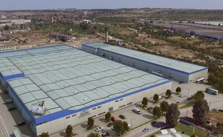 Southern Industrial Park inchirieri spatii de depozitare Craiova sud vedere satelit