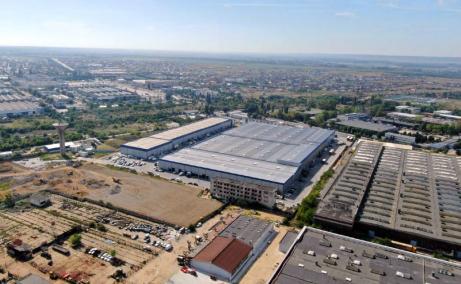 Southern Industrial Park inchirieri spatii de depozitare Craiova sud imagine faza 3