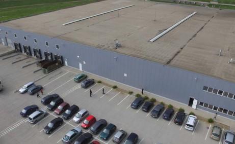 Inchiriere depozit in Border Industrial Park Arad