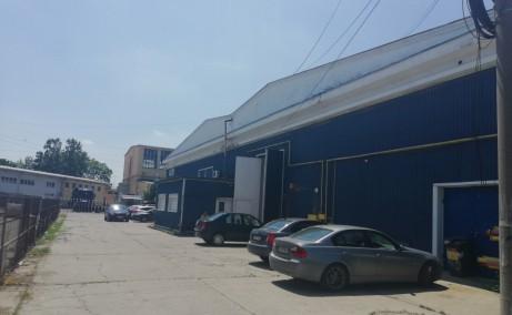 Industrial warehouse Otopeni