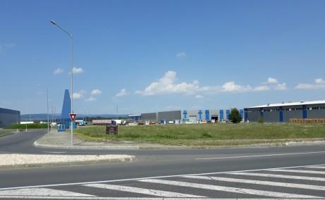 Hala productie, depozitare in Parcul Industrial Prejmer