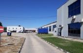 Domnesti Business Park inchiriere hala Bucuresti vest vedere intrare laterala