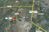 Dibo Industrial Park inchirieri depozite Ploiesti  sud localizare google