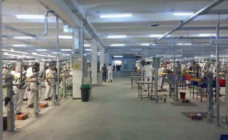 Hala industriala, Fabricii 7A