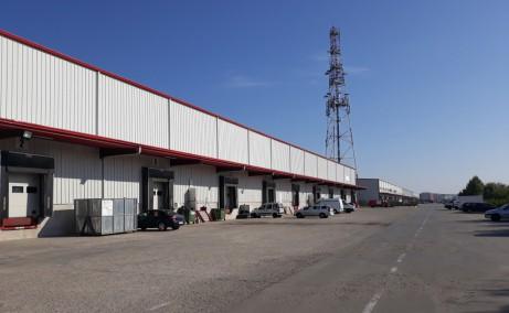 OTTER Distribution inchiriere spatiu depozitare Bucuresti vest imagine zona exterioara acces auto