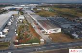 OTTER Distribution inchirieri parcuri logistice Bucuresti vest vedere fatada cladire industriala