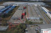 Aggresione Industrial Park inchiriere spatiu depozitare Bucuresti vest vedere acces