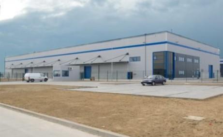 WDP Oradea - Parc industrial
