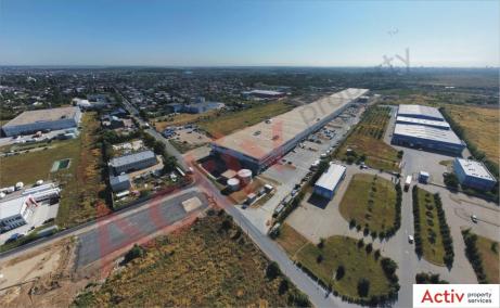Global Logistic Park Chitila