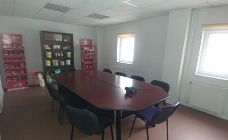 Inchiriere depozit frigorific Bucuresti, zona Otopeni, vedere spatiu birouri