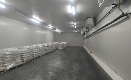 Inchiriere depozit frigorific Bucuresti, zona Otopeni, poza interior spatiu