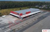 Triton International Cargo inchiriere spatii depozitare Bucuresti nord imagine fatada laterala