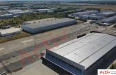 Triton International Cargo inchiriere spatii depozitare Bucuresti nord poza curte interioara