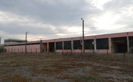 Hale Industriale Fagaras