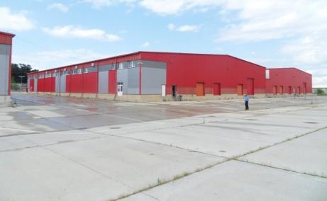 Pantelimon Logistic Center  inchiriere spatiu de depozitare  Bucuresti est vedere laterala