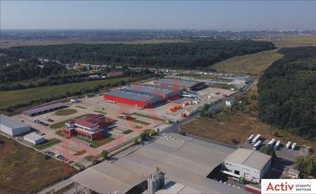 Pantelimon Logistic Center