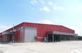 Pantelimon Logistic Center  inchiriere spatiu de depozitare Bucuresti est vedere fatada