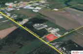 Pantelimon Logistic Center  inchiriere spatiu de depozitare  Bucuresti est vedere satelit