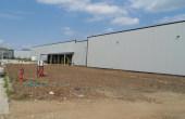 Mega Company Chiajna inchiriere spatiu de depozitare Bucuresti vest vedere fatada