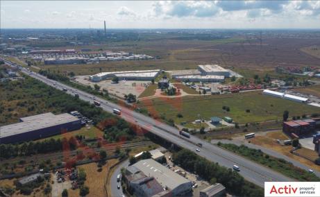 Inchiriere hala in Mega Company Chiajna - proiect in dezvoltare