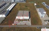 Spatii industriale Litera inchiriere spatiu depozitare Bucuresti vest vedere fatada cladire