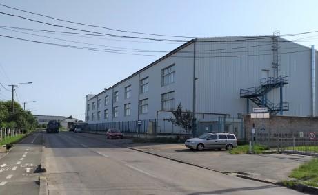 Warehouses Arad