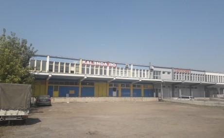 Hala De Vanzare in Targu Mures, Depozitelor 20