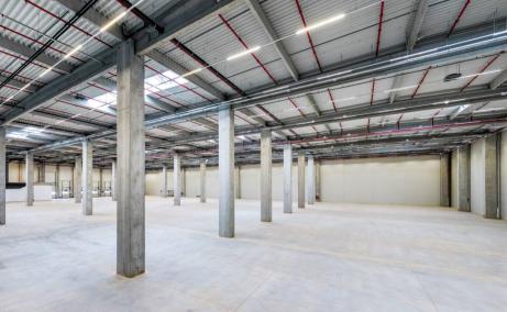 CTPark Bucuresti inchiriere spatii de depozitare Bucuresti vest imagine interior