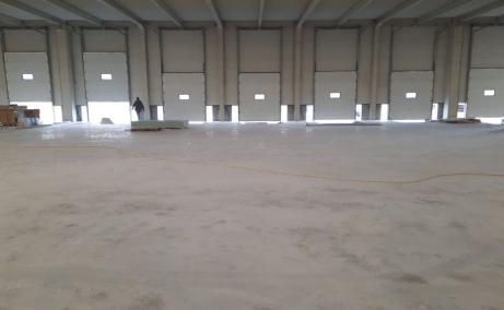 ML Logistic Parks inchiriere spatii depozitare Pitesti nord vedere interior
