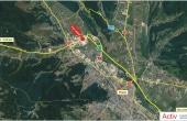 ML Logistic Parksi nchiriere spatii depozitare Pitesti nord localizare harta