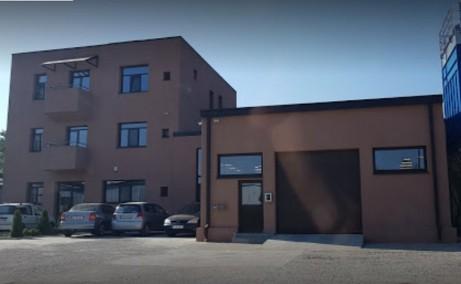 Hala industriala Pantelimon spatiu de depozitare Bucuresti est vedere fatada
