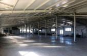 Hala metalica Petresti inchiriere proprietati industriale Petresti Dambovita imagine interior hala