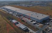 CTPark Chitila inchiriere spatiu depozitare Bucuresti nord-vest vedere platforma betonata si acces