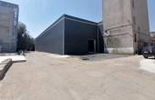 Inchiriere spatiu depozitare Bucuresti, Giurgiului - Jilava, vedere laterala