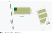 CTP Bucuresti Nord spatii de productie sau depozitare de inchiriat Bucuresti nord, plan proprietate