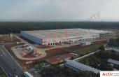 CTP Bucuresti Nord spatii de productie sau depozitare de inchiriat Bucuresti nord, vedere laterala constructie