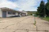 Medicarom - Cluj - Napoca spatii depozitare sau productie de inchiriat Cluj est, vedere laterala dreapta