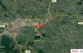 Medicarom - Cluj - Napoca spatii depozitare sau productie de inchiriat Cluj est, localizare google