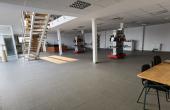 Spatiu de inchiriat Bucuresti, zona Otopeni, showroom, imagine interior parter