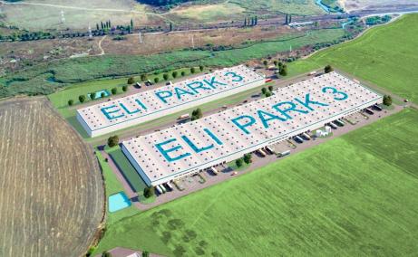 Hala de inchiriat in Eli Park 3
