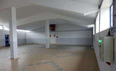 Hala de inchiriat Bucuresti Sud, zona Popesti Leordeni - poza interior hala