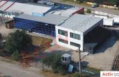 Hala de inchiriat Bucuresti Sud, zona Popesti Leordeni - poza cladire industriala