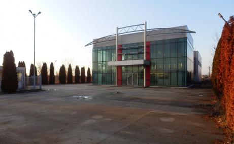 Spatiu industrial de inchiriat Bucuresti - NOA Trans