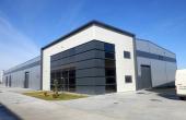 Hale de inchiriat in Promax Industrial Park, Bucuresti Nord - vedere fatada