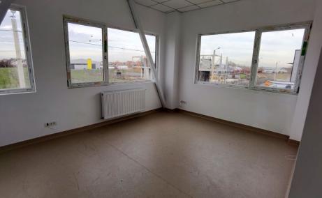 Hala de Vanzare Bucuresti – Zona Otopeni, imagine spatiu birouri