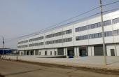 Spatii de inchiriat AIVA Warehouse, Bucuresti est - vedere laterala