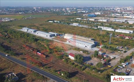 Halls for sale in Vitol Logistic Park - 703,35 sq m
