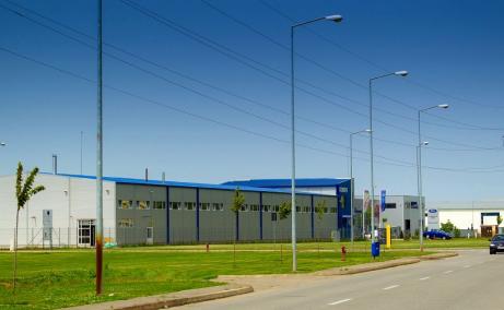 Hala de inchiriat - Eurobusiness II Oradea (GLV)