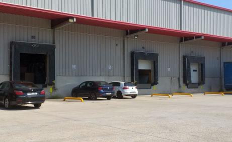 Spatii Industriale de inchiriat Bucuresti vest, Key Logistic Center - vedere laterala